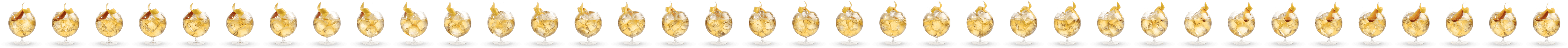 Cognac and Tonic